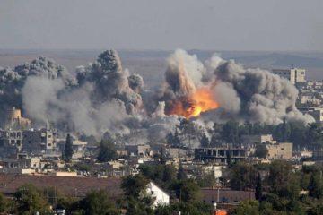 La fuerza aérea rusa y Siria afectaron los alrededores de Al Sujna con el fin de proteger la población frente a los posibles ataques de los yihadistas