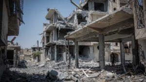 La portavoz del Comité Internacional de la Cruz Roja (CICR) aseguró que la situación en Siria es cada vez más dramática