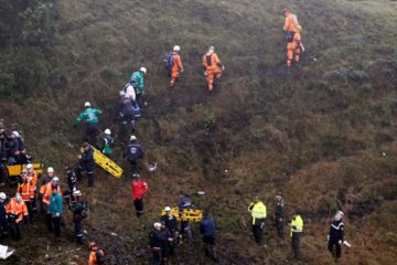 De acuerdo con las autoridades locales, el incidente no dejó víctimas mortales en el lugar