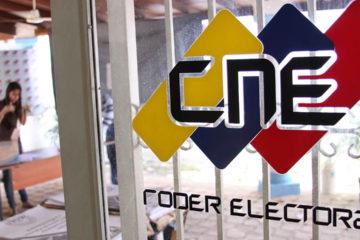 CNE extiende el lapso de postulaciones para elecciones municipales
