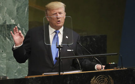 Trump expreso que si su homologo insiste en imponer su gobierno autoritario seran aplicadas sanciones adicionales