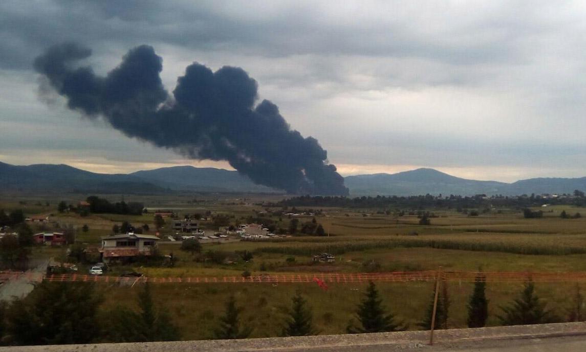Siete barrios fueron evacuados durante este lunes 4 de septiembre luego de que se registrara la explosion de 350 espoletas de granadas
