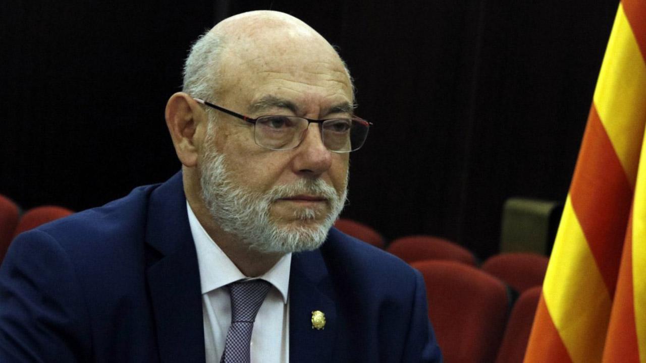 El fiscal del Estado Jose Manuel Maza pidio que los burgomaestres que han apoyado el referendum soberanista fueran citados como imputados