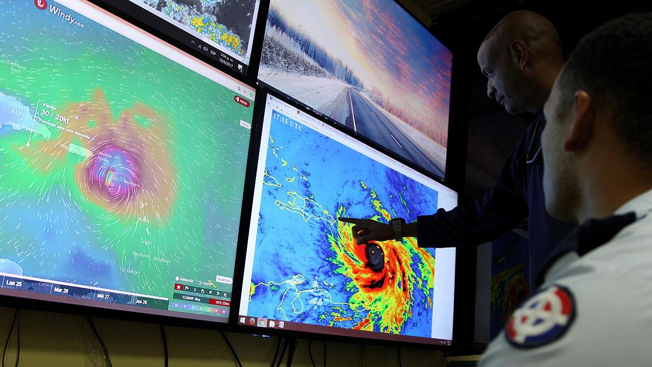 De acuerdo con el Centro Nacional de Huracanes se preve que este 26 de septiembre el fenomeno se convierta en tormenta tropical