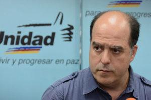Tras la reanudacion de las conversaciones la Unidad publico un comunicado asegurando que tiene un plan estrategico