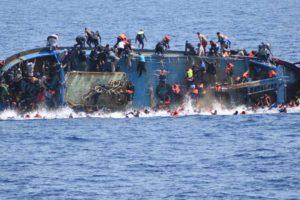 Mas de cien personas continuan sin ser halladas luego de que la embarcacion naufragara el pasado 20 de septiembre