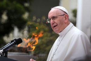 La Conferencia Episcopal Venezolana informo a traves de un comunicado que el papa mostro preocupacion por la crisis en el pais