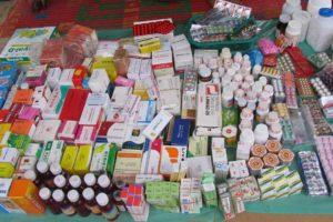 La informacion fue difundida por el ministro Nestor Reverol quien aseguro que los productos incautados estaban valorados en 100 millones de bolivares