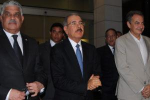 El presidente dominicano Danilo Medina informo que Mexico Chile Nicaragua y Bolivia seran quienes integren la comision
