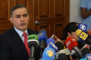 El fiscal general aseguro que la Direccion de Derechos Fundamentales del MP trabaja el caso con la Fiscalia Superior del estado Apure