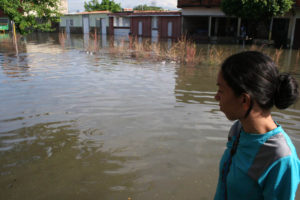Habitantes de las urbanizaciones La Punta y Mata Redonda de Maracay denuncian los problemas luego de las lluvias en la zona no han sido solventados