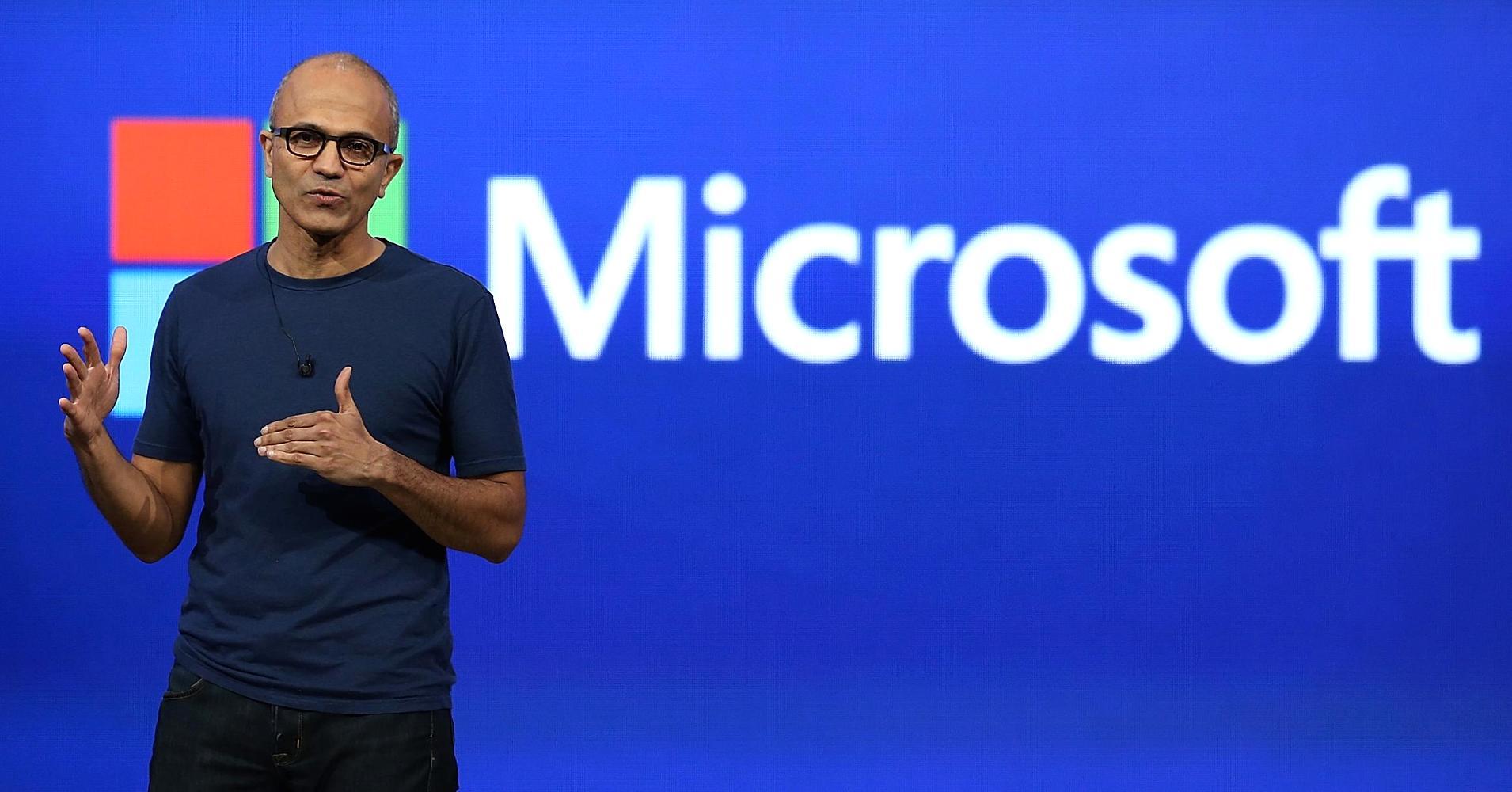La CEO de Microsoft Satya Nadella revelo que el sistema operativo solo tiene mil millones de usuarios en la actualidad