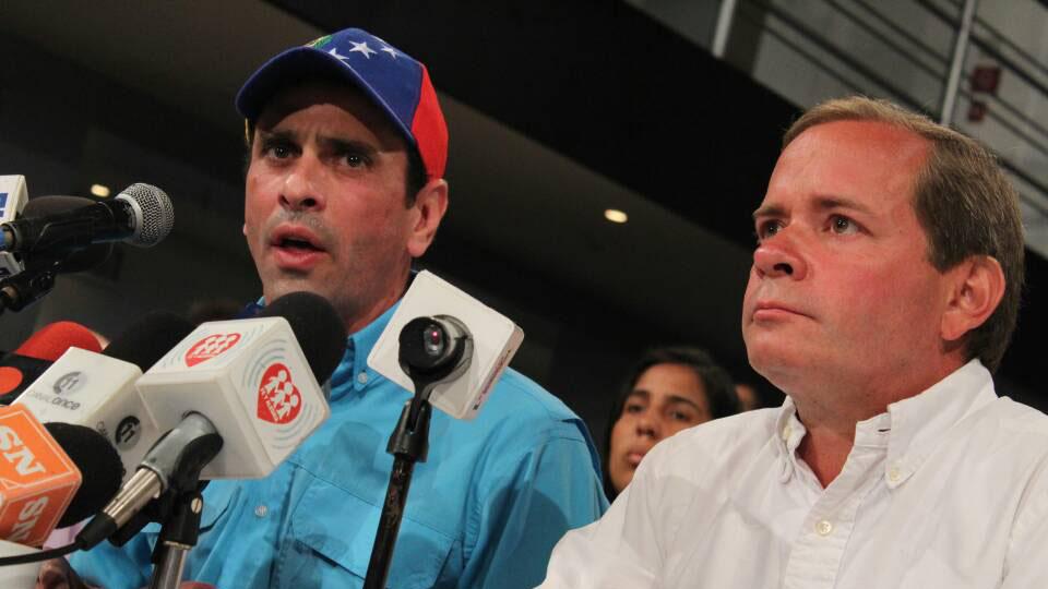 """El líder político aseguró que si los venezolanos participan en los comicios, el país tendrá """"23 gobernaciones democráticas"""""""