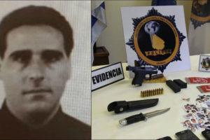 Rocco Morabito fue detenido el pasadoel fin de semana en un hotel en Montevideo después de estar 23 años prófugo