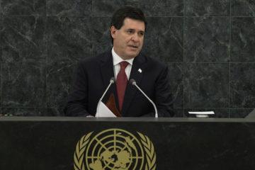 El presidente de Paraguay señaló que la situación en el país debe ser atendida de forma urgente debido a la fuerte crisis