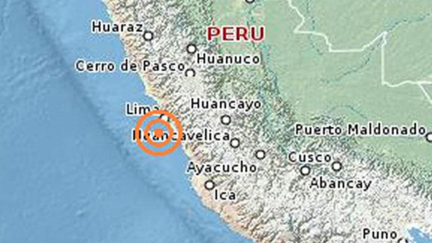Los temblores ocurrieron en la región de Ica, la misma que fue afectada por un potente sismo de magnitud 7,9 en 2007, que dejó más de 600 muertos