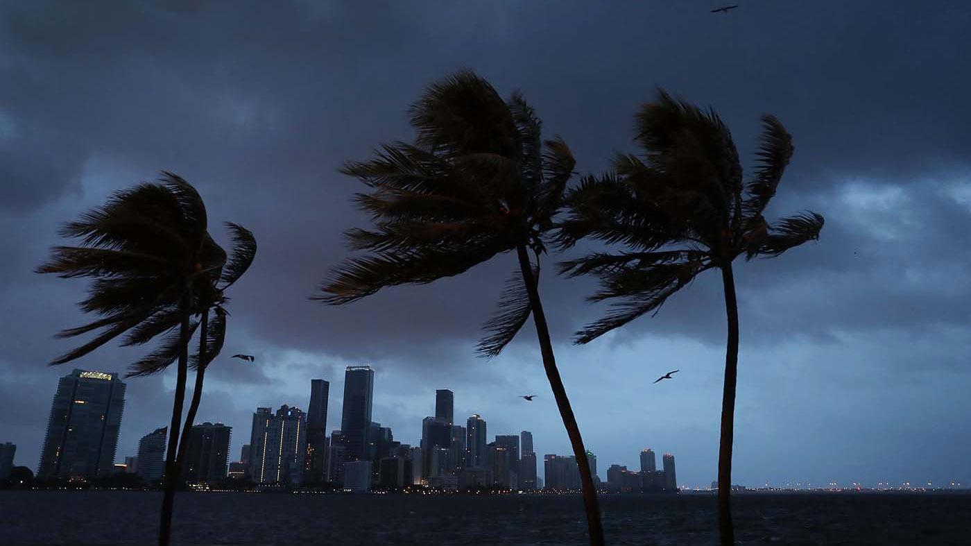 Se prevé que el devastador huracán golpee Florida durante este sábado 9 de septiembre por la noche o el domingo 10 por la mañana