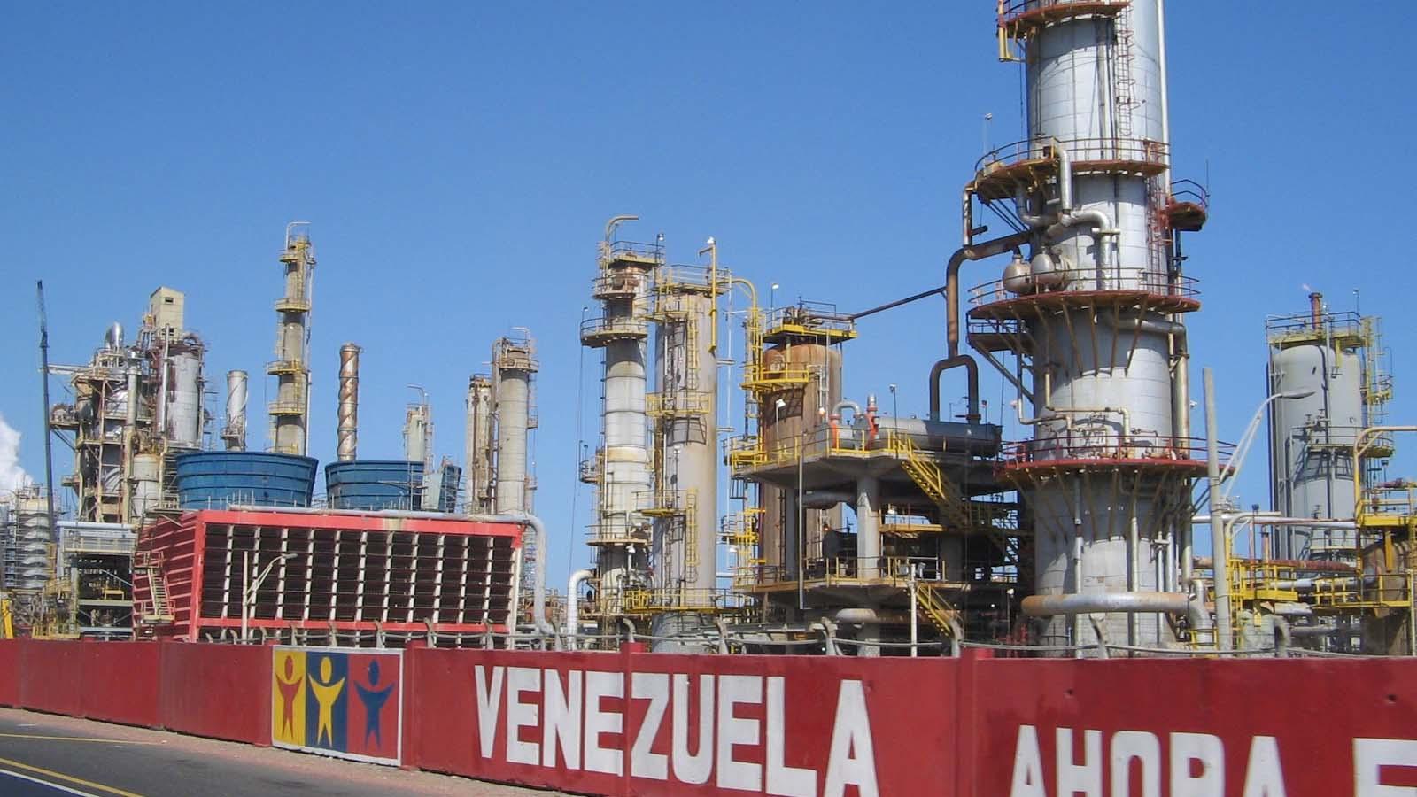 El fiscal general designado, Tareck William Saab, aseguró que los delitos son daños a la industria petrolera y financiamiento al terrorismo, entre otros