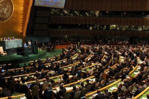 La Asamblea General de la ONU se lleva a acabo en la sede del organismo, en Nueva York, y se desarrollará desde el 20 al 26 de este mes