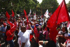 """El movimiento pretende """"respaldar la soberanía e independencia venezolana y rechazar la traición a la patria"""""""