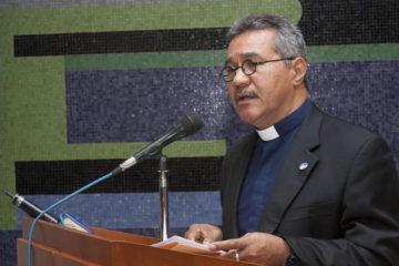 El activista social y religioso expresó que el Ejecutivo tiene como Política de Seguridad de Estadomantener a las personas privadas de libertad
