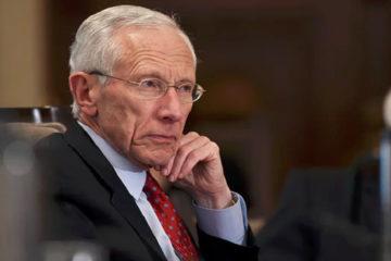 Stanley Fischer de 73 años, fuenominado en el cargo en junio de 2014 por el entonces presidente, Barack Obama