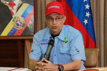 """El Ministro de Energía Eléctrica, Luis Motta Domínguez informó que """"la intención era dañar y empañar el acto electoral"""""""