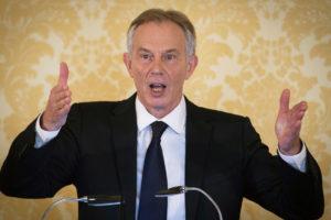 """El socialdemócrata Tony Blair, rechazó la Asamblea Nacional Constituyente y manifestó que es """"un instrumento para acabar con la democracia en el país"""""""