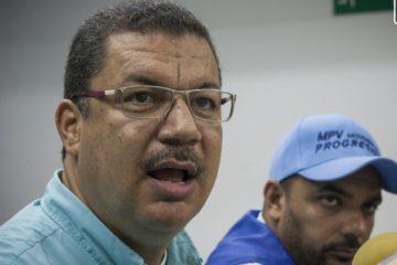 El secretario del partido político, Simón Calzadilla, afirmó que el pueblo debe expresarse mediante el voto en las elecciones regionales