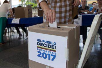 Dentro de los estados que solicitaban repetir las elecciones primarias se encuentran: Amazonas, Yaracuy y Aragua