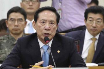 El ministro de Defensa surcoreano aseguró que junto a Washington reforzarán el escudo de defensas antimisiles THAAD