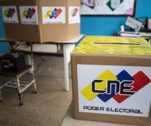CNE anunció fecha para la renovación de partidos políticos