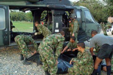 El Gobierno de Juan Manuel Santos autorizo a la fuerza publica los bombardeos aereos contra quienes no acataron al acuerdo de paz