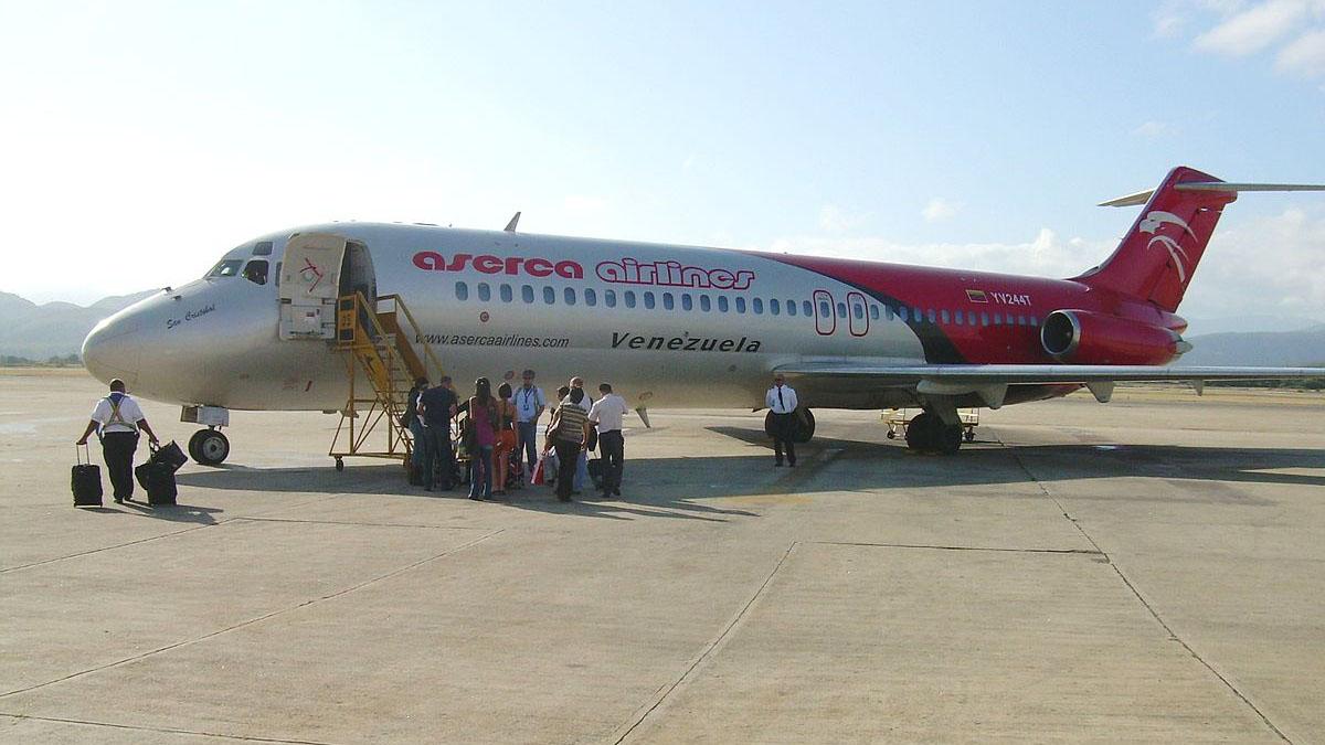 La aerolínea tiene 25 años ofreciendo servicio de transporte aéreo. Actualmente, su itinerario incluye los estados más importantes del país