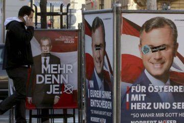 Sebastian Kurz junto al conservador Partido Popular Austriaco se perfilan como posibles ganadores de las elecciones parlamentarias por llevarse a cabo en el país