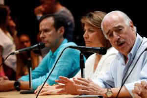 Tras la emisión del primer boletín del CNE, Almagro dijo que desconocía los resultados de los comicios gubernamentales
