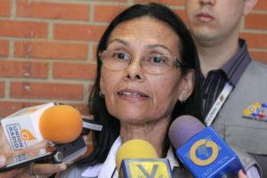 La rectora principal del CNE aseguró que la decisión de cambiar centros electorales estaba tomada desde el 30 de julio.