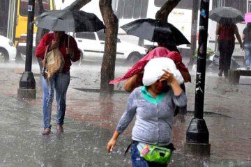 Se espera que losestados más afectados sean: Apure, Barinas, Zulia, Táchira, Bolívar, Amazonas, Miranda y Distrito Capital