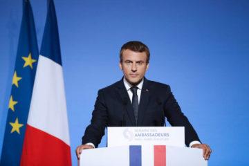 """El presidente francés considera que es necesario un impuesto común en Europa, por lo que se debería """"hacer tributar el IVA"""""""