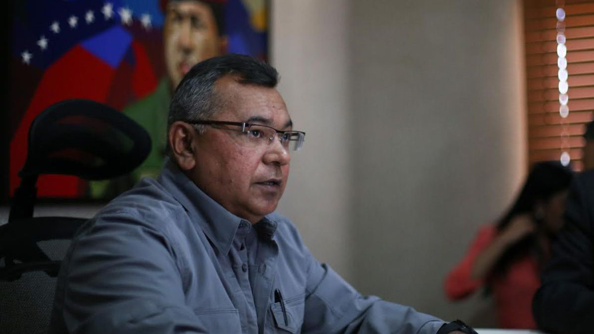 El ministro indicó que diagnosticaron 2.119 cuadrantes de Pazy la incidencia delictiva a fin de garantizar la seguridad