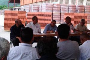 El gobernador del estado, Héctor Rodríguez, se reunió con los equipos de seguridad nacional, regional y local de la entidad