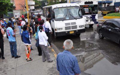 Según el representante delBloque de transporte público Sur-Este, Nelson Ceballos, esta medida aplicaría inicialmente en El Hatillo y Baruta