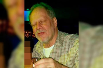 El pasado domingo primero de octubre el hombre de 64 años abrió fuego contra una multitud en Las Vegas, matando por lo menos a 58 personas