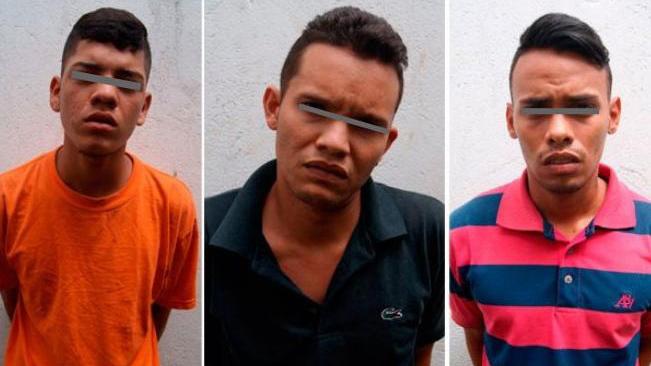 Efectivos de la policía colombiana realizaban patrullaje por la zona escucharon gritos de auxilio provenientes de una vivienda