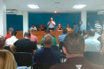 """Hugo Ocando afirmó que aunque saben que no es aumento legal, es requerido para """"reactivar las flotas y darle un transporte digno a los usuarios"""""""