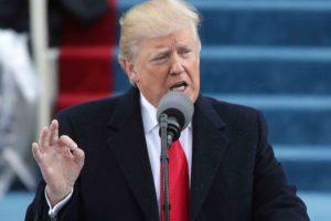 El mandatario estadounidense señaló que la amenaza que representa Corea del Norte requiere toda la atención