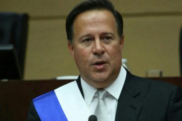 El mandatario panameño informó que evaluará con el Ejecutivo venezolano y la Mesa de la Unidad Democrática los resultados