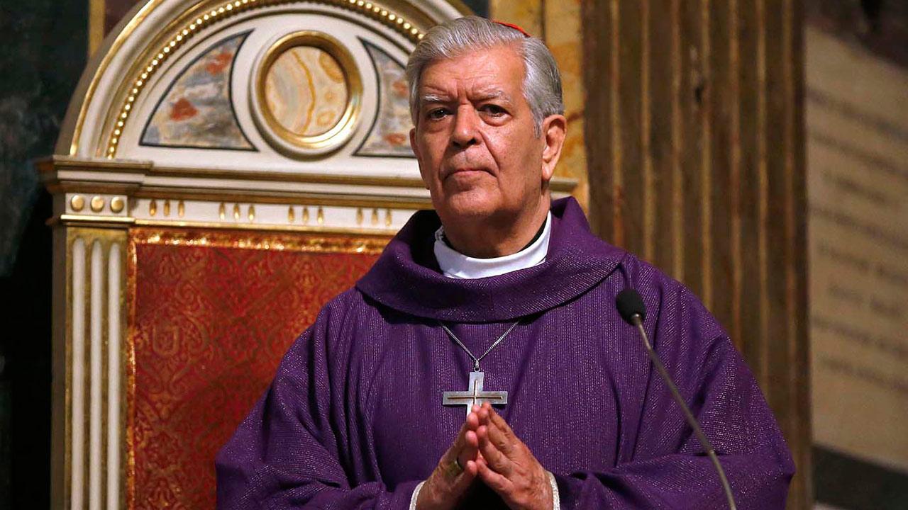 Según informó la oficina de prensa del Vaticano, el Sumo pontífice aceptó la renuncia del obispo de Caracas