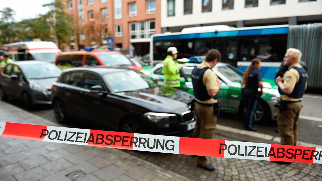 El agresor hbaría atacado con el arma blanca a seis personas distintas en el barrio de Haidhausen