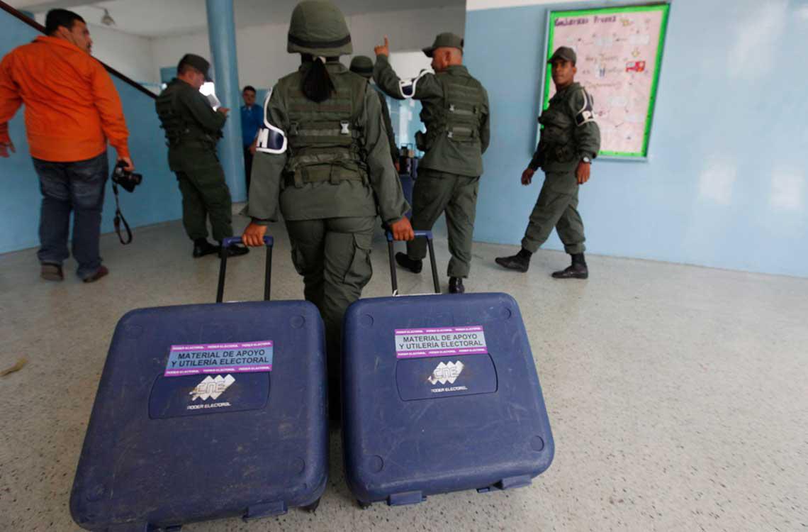 Miembros del Plan República no permitieron realizar las tomas correspondientes a la corresponsal en el estado Guárico